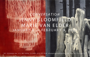 Conversation at George Lawson Gallery